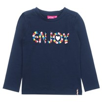 longsleeve Enjoy marine - Pret-A-Party