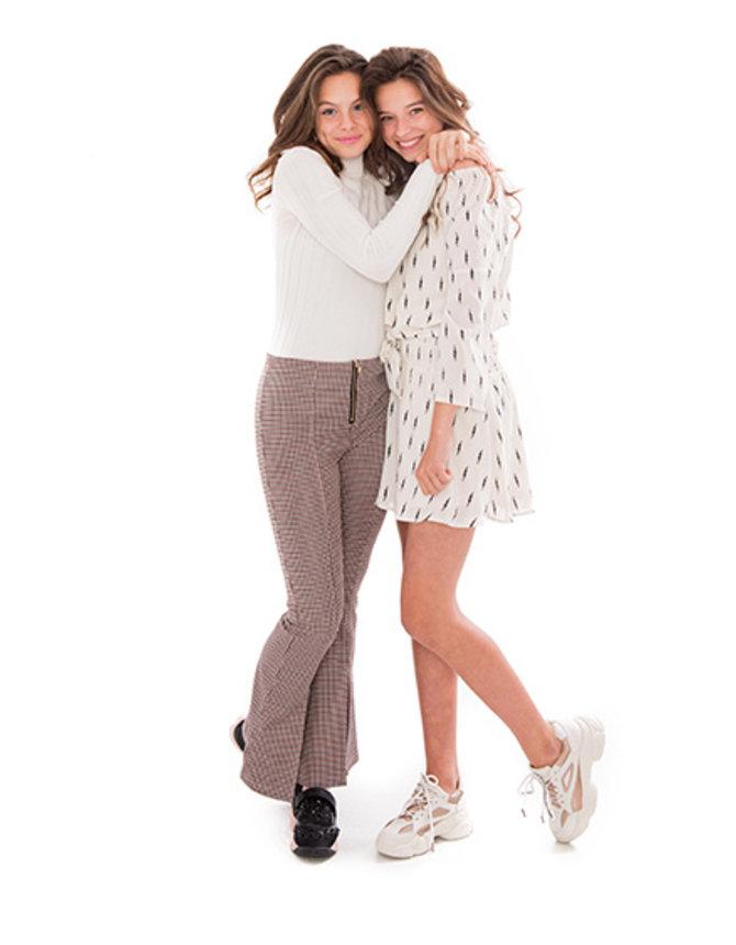 Hippe tiener kleding