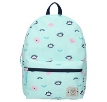 Milky Kiss rugzak Stay cute mint eye