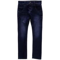 jongens spijkerbroek Tax slim/xsl dark blue denim