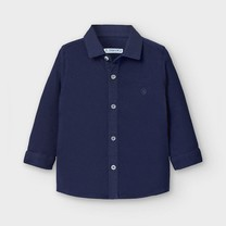 jongens blouse blue