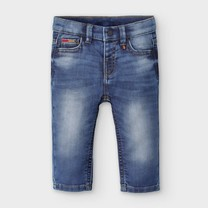 jongens spijkerbroek soft denim basic