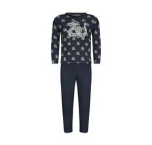 Charlie Choe jongens pyjama set navy + aop