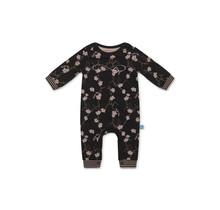Charlie Choe meisjes pyjama black + aop