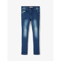 jongens spijkerbroek Theo clas medium blue denim