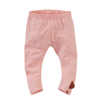 newborn legging Glendale soft pink