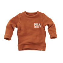 newborn longsleeve Philadelphia copper blush