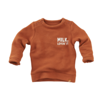 Z8 newborn longsleeve Philadelphia copper blush