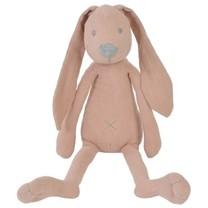 Pink Linen Rabbit Richie