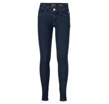 Indian Blue Jeans meisjes spijkerbroek Jill dark blue flex skinny fit