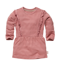 jurkje Zaar old pink stripe