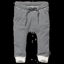 broekje Zani off white stripe