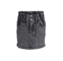 Dutch Dream Denim rok Mwezi black