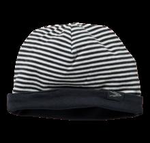 Levv mutsje reversibel Zeger off white stripe