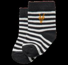 Levv sokjes Zebb off white stripe