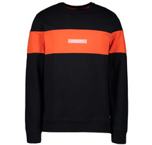 Cars jongens trui Sling orange black