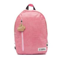 rugzak (M) - croco pink