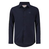 jongens blouse Dani dark navy