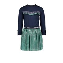 jurk Mary pine green