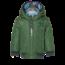 Quapi Quapi jongens winterjas Ejaz reversibel indigo blue mountain dark green