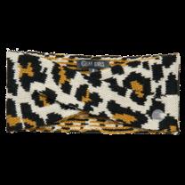 haarband Dylena beige leopard