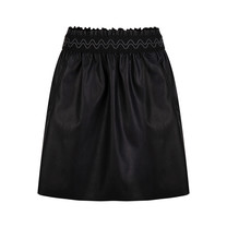rok fake leather black
