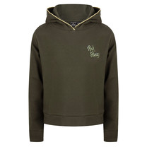 meisjes trui rock sweat hooded fresh army