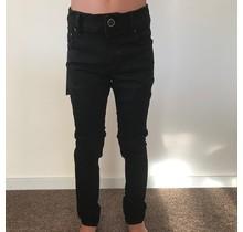Antony Morato spijkerbroek extra skinny Fighetto black washes
