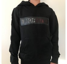 Antony Morato trui hoodie with print black
