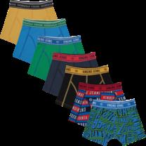 jongens boxer 7-pack multicolor