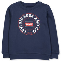 jongens trui crewneck dress blues