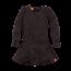 Z8 Z8 jurk Arleen beasty black/aop