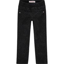 meisjes spijkerbroek Barbara black vintage