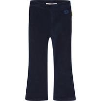meisjes broek Sarien dark blue
