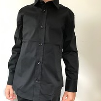 blouse basic black