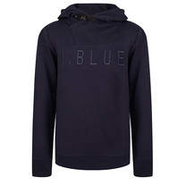 jongens trui crewneck hood buckle true navy