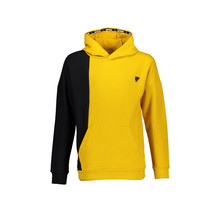 Bellaire trui Kaso hooded mustard yellow