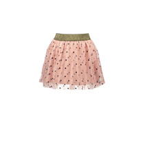 rok tulle old pink