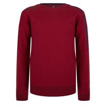 jongens trui warm red