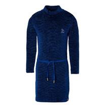 jurk Delissa dark blue
