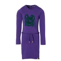 jurk Daantje violet