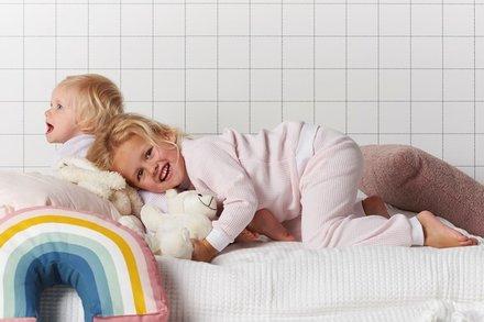 Feetje wafel pyjama zalm summer special