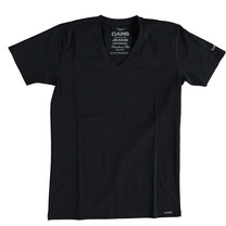 T-shirt v-neck black