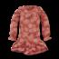 Z8 Z8 jurk Janneke burnt brock/aop