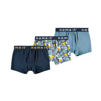 boxer 3-pack china blue