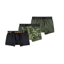 boxer 3-pack loden green