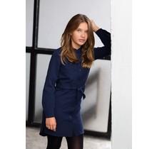Levv jurk Klaasje dark blue