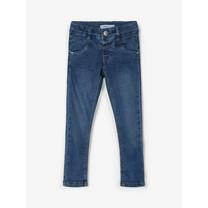 meisjes spijkerbroek Polly Toras medium blue denim