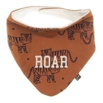 jongens sjaaltje bruin - Smile & Roar