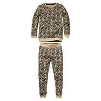 pyjama Puck aop sand waves